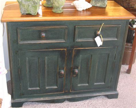 forest green milk paint distressed furniture finish kate