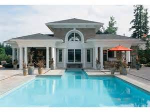 Cool Houses With Pools Cool Pool House Pool And Deck Area Pinterest