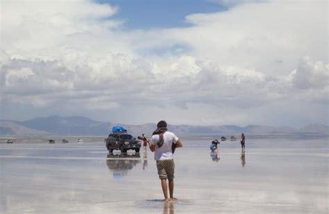 el salar el salar de uyuni picture of bolivia south america