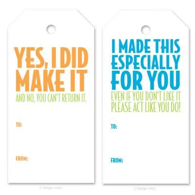 printable made for you gift tags tags for homemade gifts tip junkie