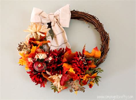 cool diy dollar store crafts  thanksgiving shelterness