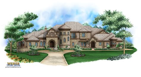 tuscan home plan tuscany isle home plan weber design