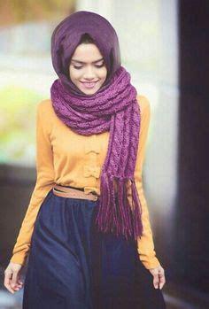 Jaket Parka Wanita Jaket Parka Hijabers Jaket Parka Kanvas 5 okezone week end inspirasi ootd bagi hijabers agar selalu