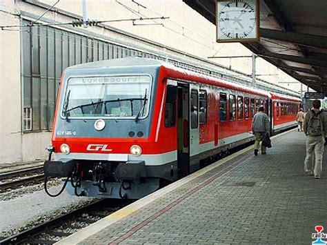 Lu Cfl autorail cfl 628 505 224 luxembourg
