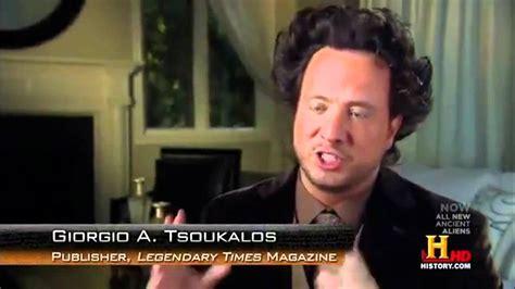 History Hd Meme - giorgio tsoukalos quotes youtube