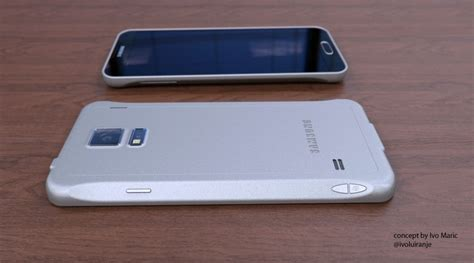this samsung galaxy f s5 premium concept looks almost real