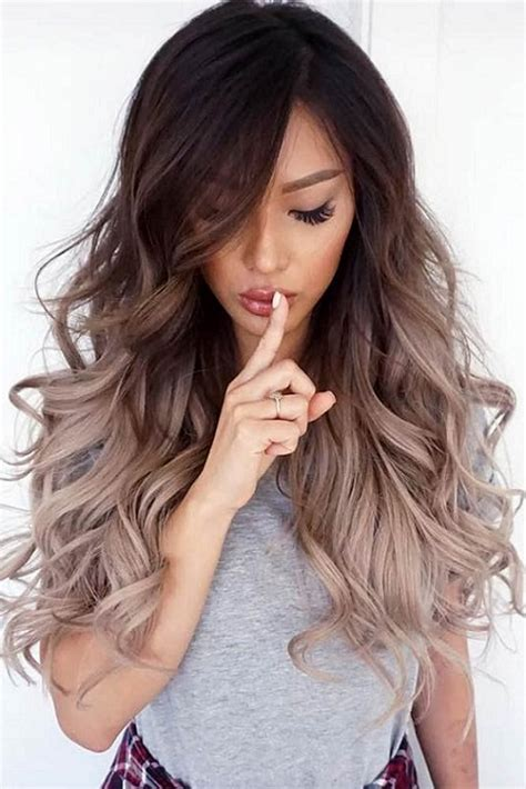 haircuts and color pinterest 20 trendy hair color ideas for long hairs 2017 2018 pics