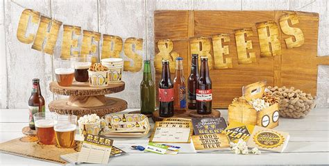 beer themed events cheers beers party supplies beer theme party party city