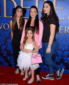 Kyle Richards and Padma Lakshmi treat their daughters to enchanting screenings of Cinderella