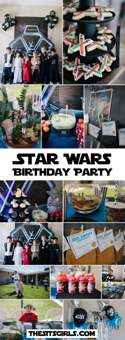 wars ideas wars birthday boy birthday ideas