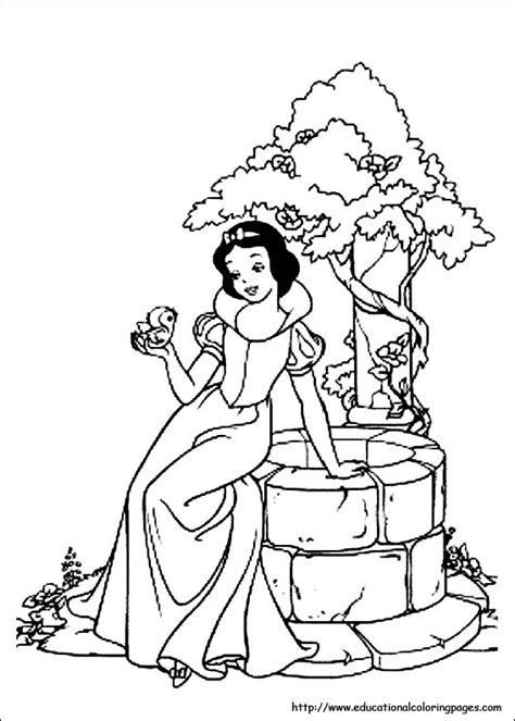 princess snow white coloring pages games snow white coloring pages free for kids
