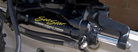 boat hydraulic assist steering maintaining your hydraulic steering florida sportsman