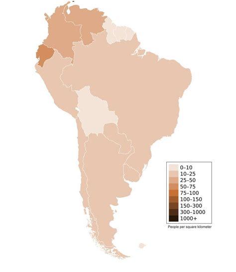south america density map νηπιαγωγείο φυσικεσ επιστημεσ μαΐου 2016