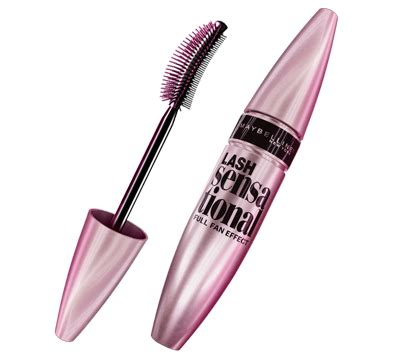 Maskara Transparan Maybelline lash sensational waterproof by maybelline 174