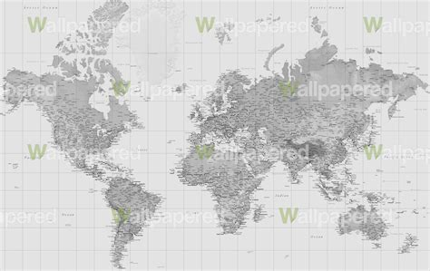 black and white world map black and white world map wall mural map wallpaper