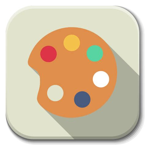 color icon apps color d icon flatwoken iconset alecive