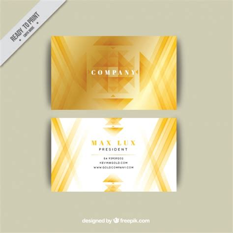 abstract business cards templates free abstract business card template vector free