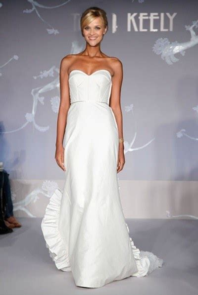 Reese Witherspoon Wedding Dress by Reese Witherspoon S Wedding Dress Let S Something