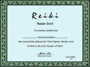 free reiki certificate templates free printable reiki certificates studio design