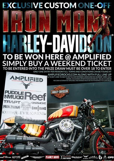 amplified festival phil campbell confirmed iron man