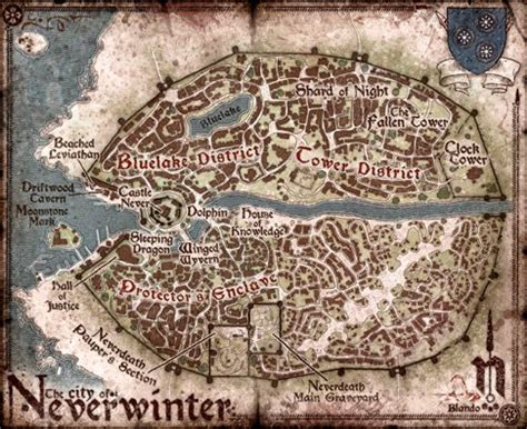 an adventurer s guide to the world of baking wizardry books the epic maps by jared blando sword coast