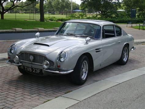 1967 Aston Martin by 1967 Aston Martin Db 6 Coupe