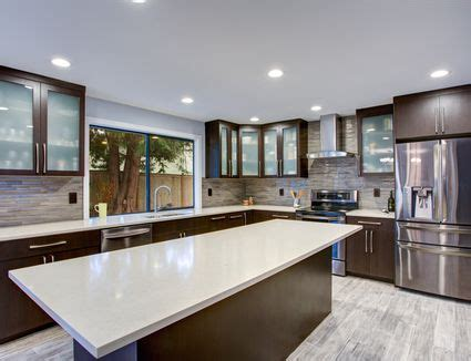 Quartz Vs Laminate Countertops Price by Kitchen Countertop Products Reviews