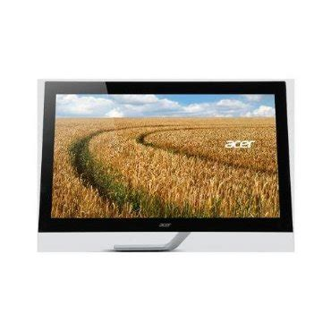 Monitor Lcd Acer T232hl acer t232hl 23 quot hd led lcd ips touchscreen monitor gosale price comparison results