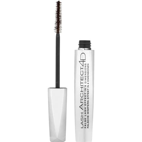 Loreal Lash Architect Mascara Expert Review by L Or 233 Al Lash Architect 4d Mascara Black Free