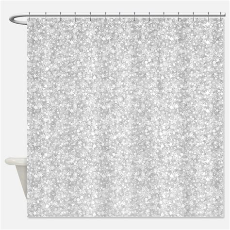 shower curtain silver glitter shower curtains glitter fabric shower curtain liner