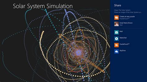 best solar system simulator solar system simulation for windows 8 and 8 1