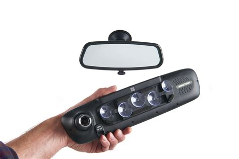 rear view rear view mirror dash nextbase