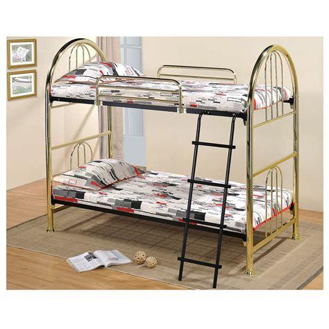 metal bunk bed metal bunk bed frame indoor furniture