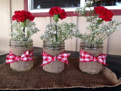 country style bridal shower decorations picnic table centerpieces image collections table design
