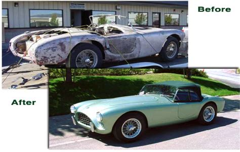 renovating a cer all you need to know about classic cars robert chaen