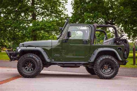 Jeep Tj Mods Jeep Wrangler Tj 1999 2 5 Sport Lift Many Modifications