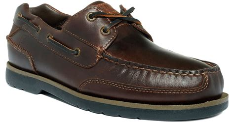 sperry top sider men s stingray boat shoes in brown for - Sperry Stingray Boat Shoes