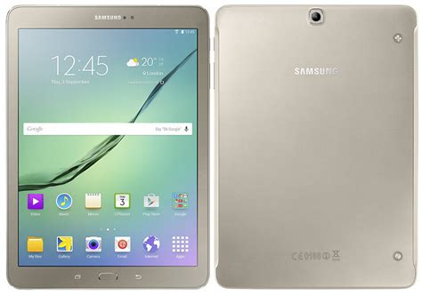 Samsung Tab S2 Second samsung announces galaxy tab s2 9 7 in india for 595