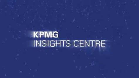 insights kpmg ve kpmg s answer to going beyond data youtube