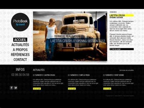 website templates for photoshop cs6 tuto cr 201 er un template web design avec photoshop cs6