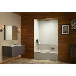 kohler choreograph 60 quot x 32 quot x 72 quot shower wall kit