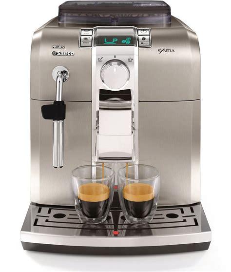 philips saeco automatic espresso coffee machine hd 8836