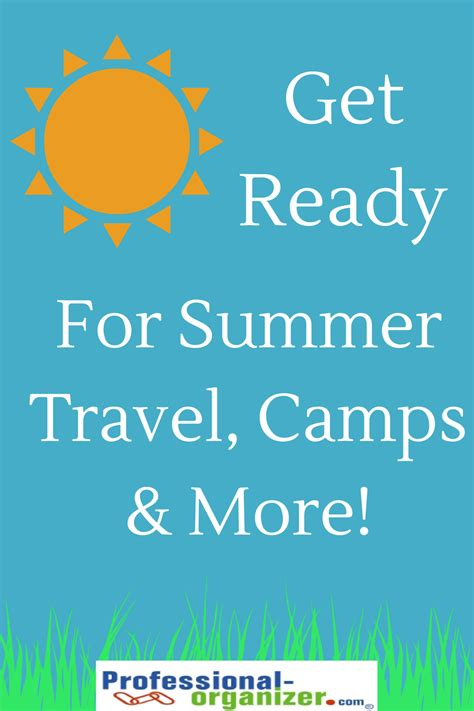 Get Travel Ready For Your Next Vacation by Travel Archives S Professional Organizing
