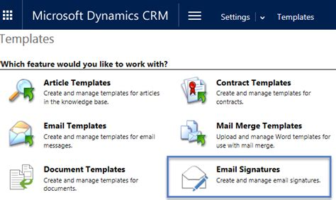 xamarin crm tutorial applying signature to dynamics crm 2016 email