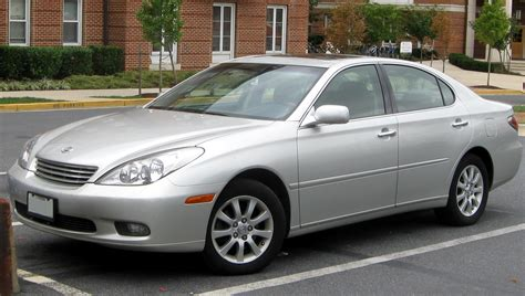 Lexus Small Sedan Lexus Es 300 Luxurious Sporty Sedan Design Automobile