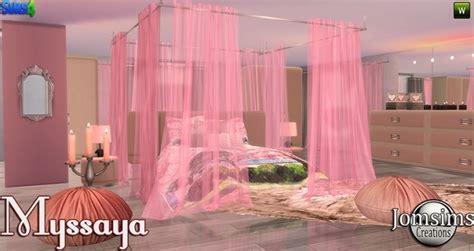 missaya bedroom  jomsims creations sims  updates
