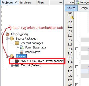 cara membuat database mysql di java cara membuat tombol simpan di java netbeans ke database