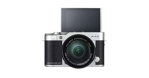 fuji new fuji x a3 specification leaks with new photos