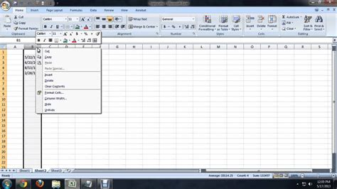 Ms How To Order how to format dates in descending order in microsoft excel tech niche