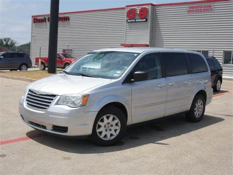 Chrysler Town And Country Lx by 2010 Chrysler Town And Country Lx 4dr Mini In Amarillo